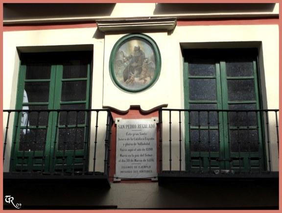 159 2 Valladolid-Casa Natal de San Pedro Regalado-JMT