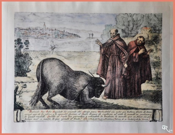 159 3 Milagro del toro de San Pedro Regalado-JMT